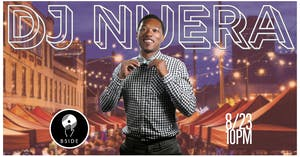 FOREST CITY PRESENTS DJ NUERA!