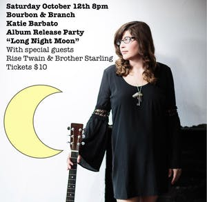 "Katie Barbato Album Release Part ""Long Night Moon"" w/ special guests"