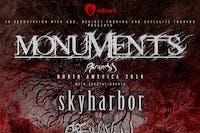 MONUMENTS, Skyharbor, Greyhaven, Vespera