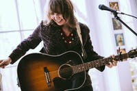 Amy Rigby at The Parlor Room