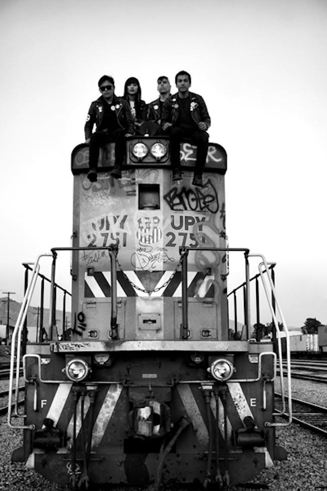 Generacion Suicida Tour Kick-Off with Zoloa, Fuga, Stormhouse