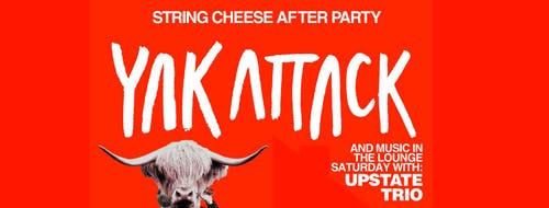 Afterparty with Yak Attack