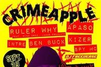 Crimeapple @ Mohawk (Indoor)