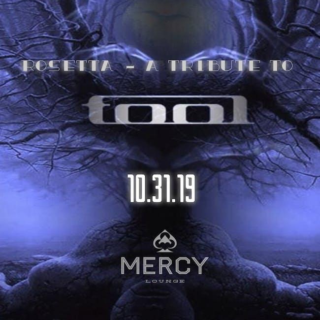 Rosetta - A Tribute to Tool