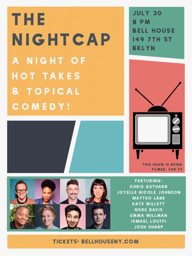 Art & Industry presents The Nightcap