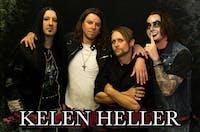 Kelen Heller / Helivs / Lochness Monster / Track Nine