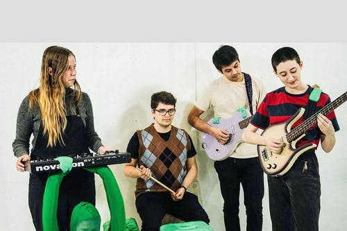 Frankie Cosmos (Late Show) @ The Laser Dome at the Pacific Science Center