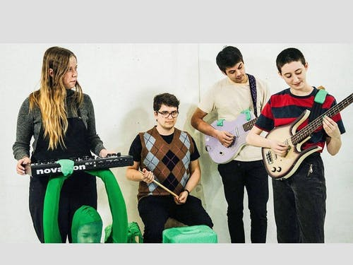 Frankie Cosmos (Early Show) @ The Laser Dome at the Pacific Science Center