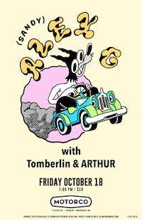 (SANDY) ALEX G / Tomberlin / ARTHUR