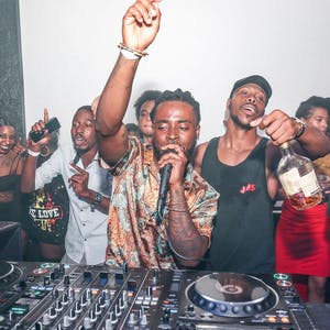 BLAQ PAGES & Friends (Afrobeat Pop Up Party) – Tickets – Los