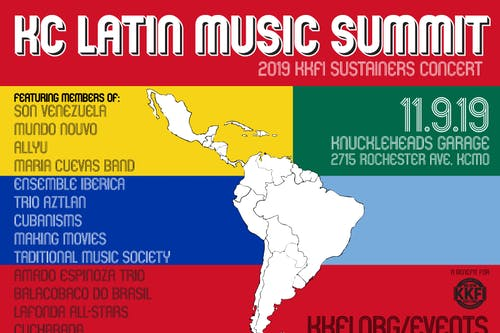 Kansas City Latin Music Summit