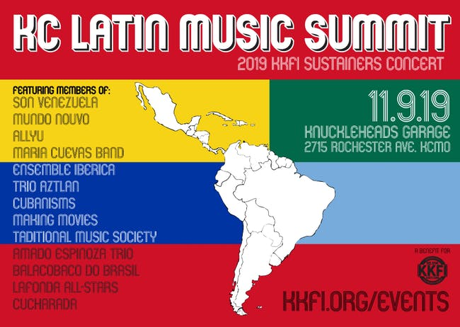 Kansas City Latin Music Summit