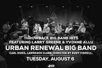 Urban Renewal Big Band