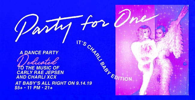 Party For One: It's Charli Baby Edition