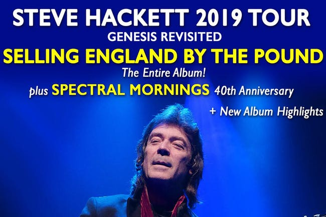 Steve Hackett-Genesis Revisited