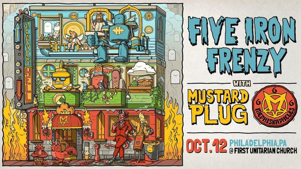 Five Iron Frenzy ~ Mustard Plug ~ Mephiskapheles