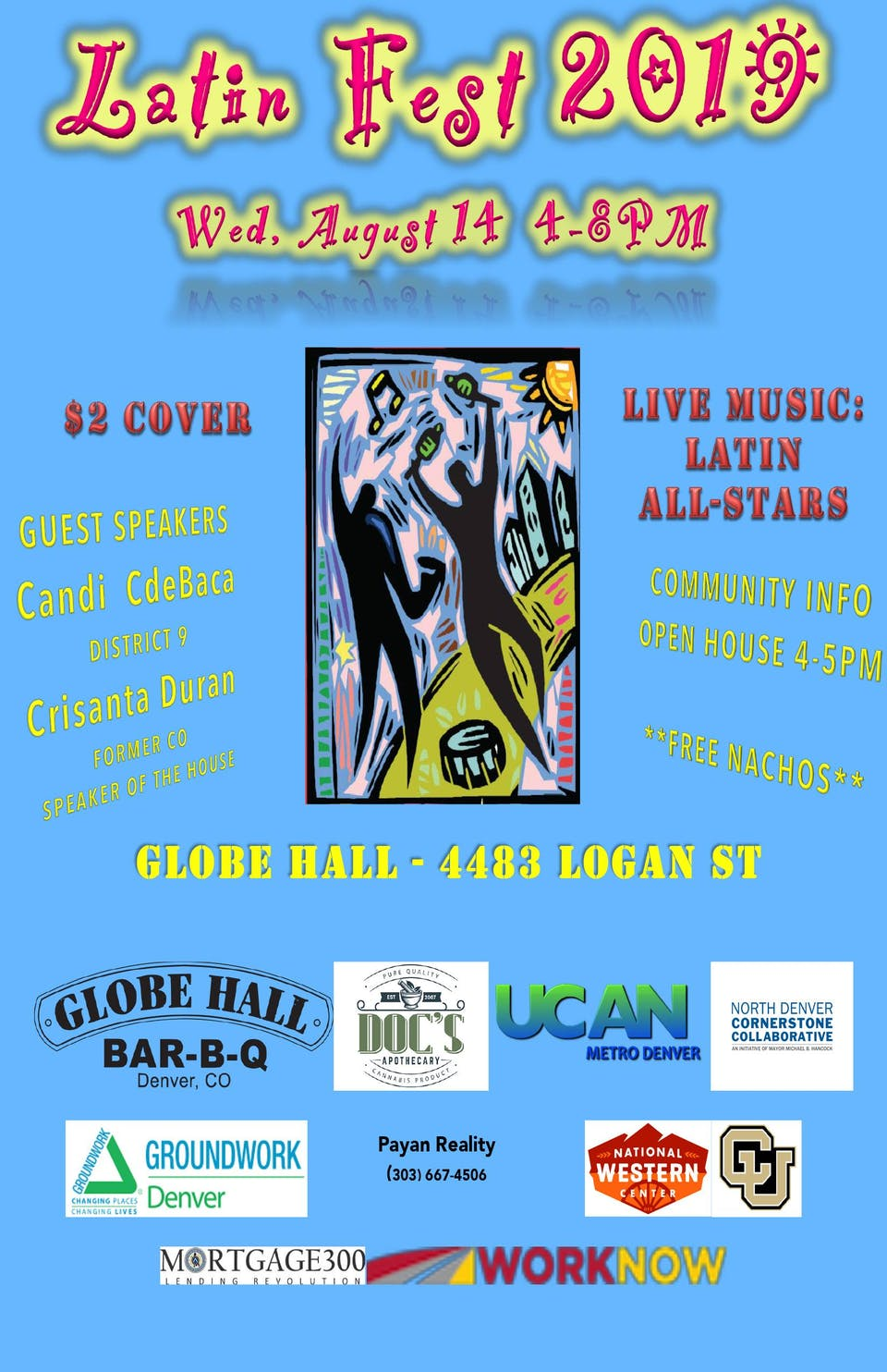 Latin Fest/ The Latin All-stars/ Free Community Event