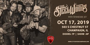 The Steel Woods with Tennessee Jet