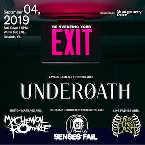 Reinventing Your Exit: A Screamo/Emo Tribute Show