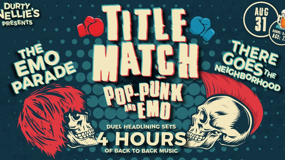 Title Match: Pop-Punk vs EMO