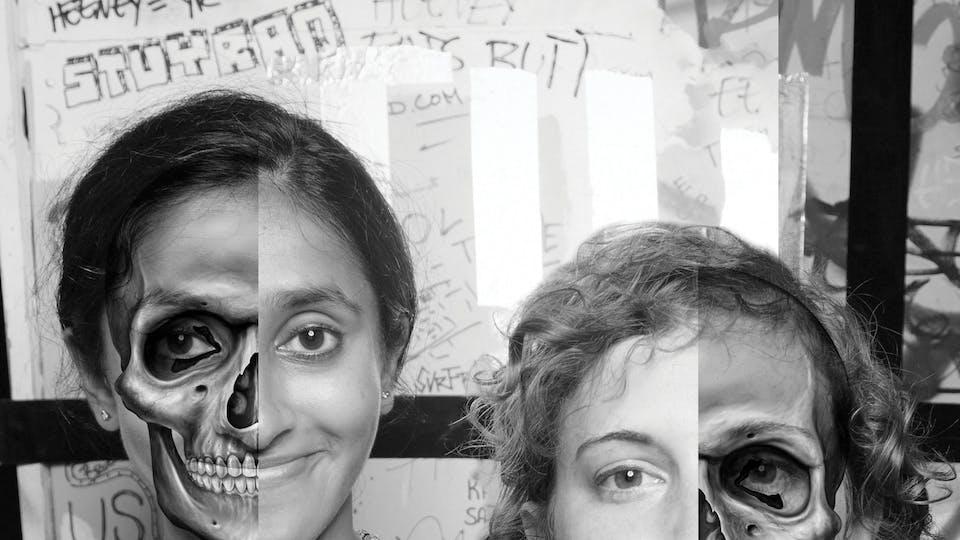 Jo & Aparna Present: 41 DAYS TILL HALLOWEEN!!