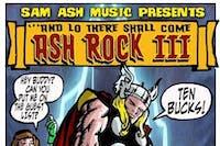 Sam Ash Present Ash Rock III