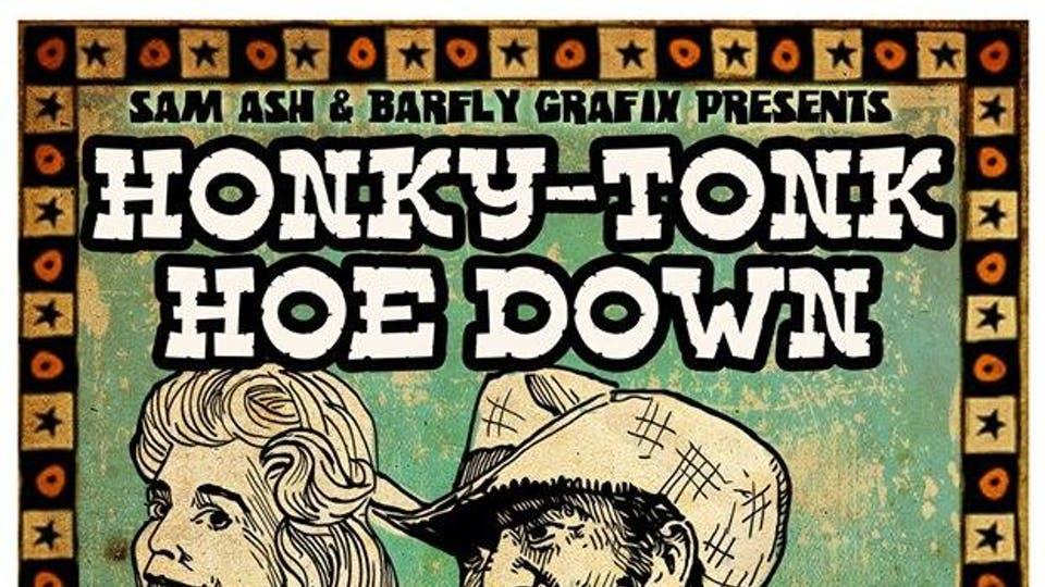 HONKY-TONK HOE DOWN