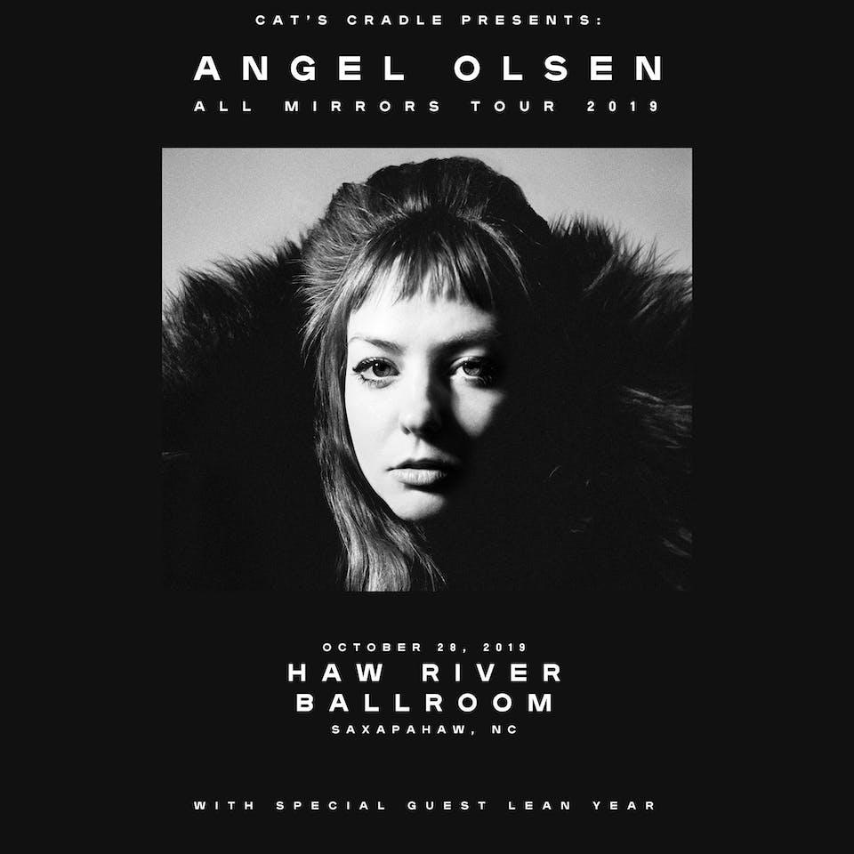 Angel Olsen with Lean Year