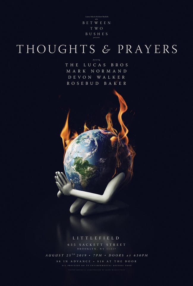 Thoughts and Prayers ft. Mark Normand, Kristen Buckels, Lacey Jeka