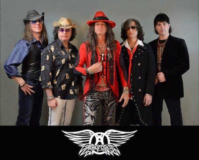 Aeroforce - Aerosmith Tribute