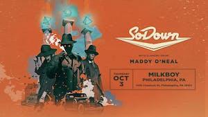 SoDown - The Trilogy Tour