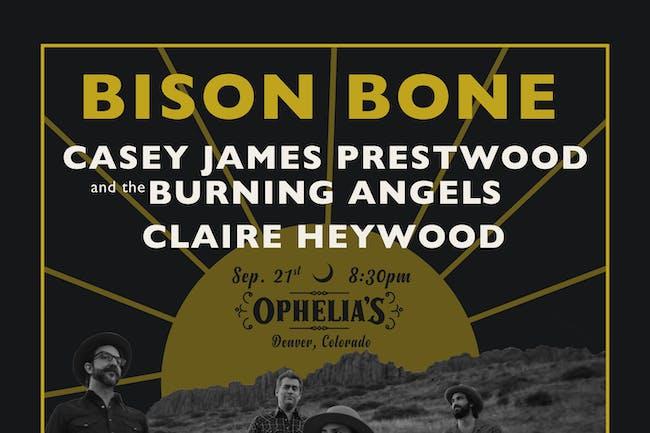 Bison Bone