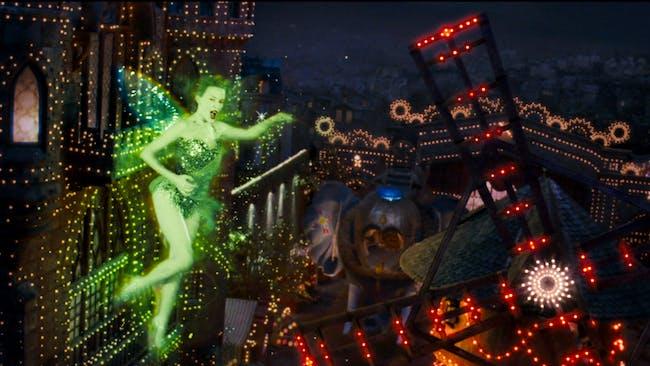 Moulin Rouge + Fireworks