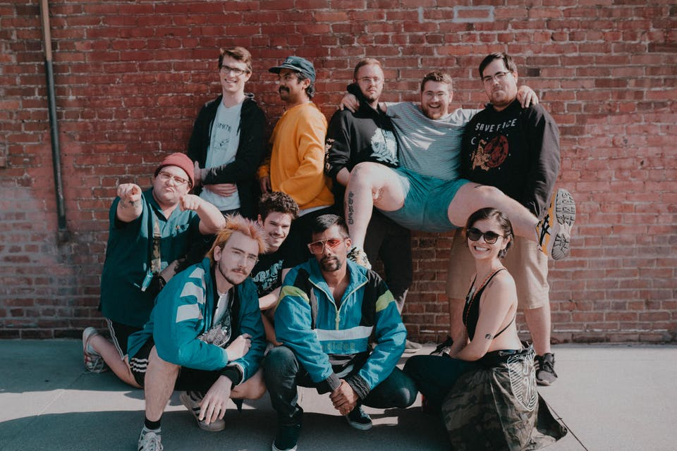 Just Friends w/ Save Face, The Sonder Bombs and Hotline TNT