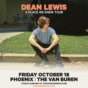 Dean Lewis - A Place We Knew Tour