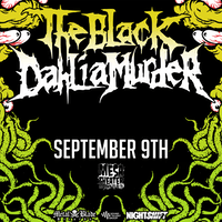 The Black Dahlia Murder at Mesa Theater