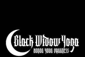 Sabbath Sunday: Black Sabbath Metal Yoga with Black Widow Yoga