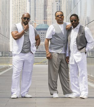 THE MANHATTANS feat. Gerald Alston
