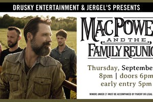 Mac Powell and the Family Reunion