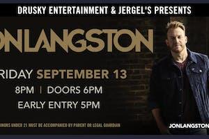 Jon Langston