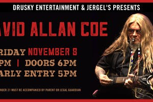 David Allan Coe: Night 1