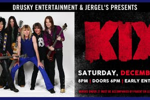 Kix - SOLD OUT!
