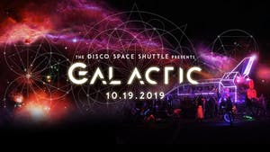 Disco Space Shuttle Presents: Galactic