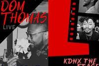 Dom Thomas Live