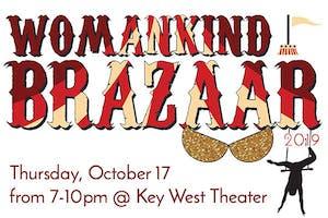 Womankind's BraZaar: Live Auction Fundraiser
