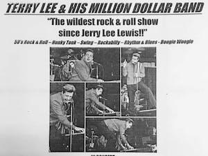 Terry Lee Ridley TIX AT DOOR