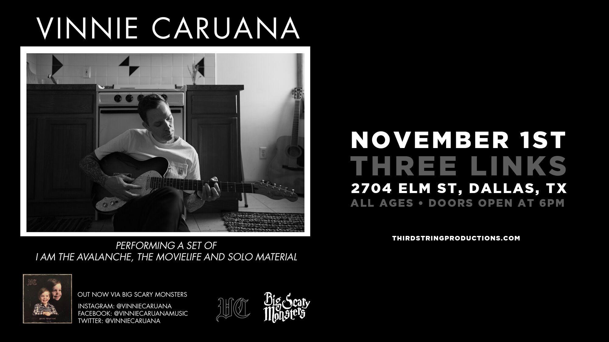 Vinnie Caruana - Three Links