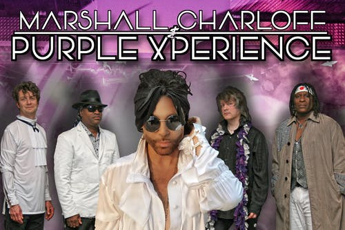 Marshall Charloff and the Purple Xperience