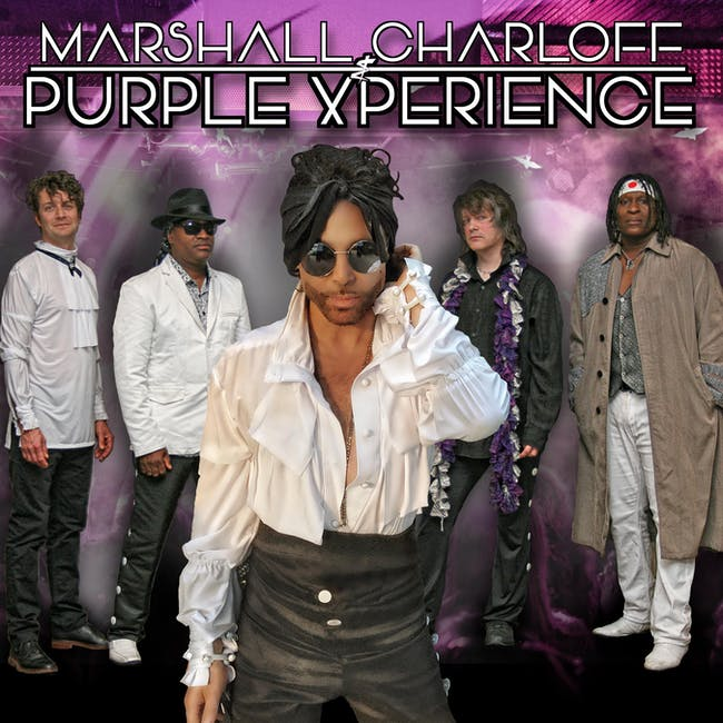 Marshall Charloff and the Purple Xperience