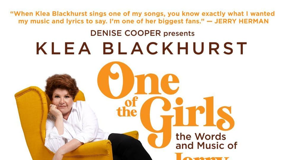 """Klea Blackhurst """"One of the Girls"""""""